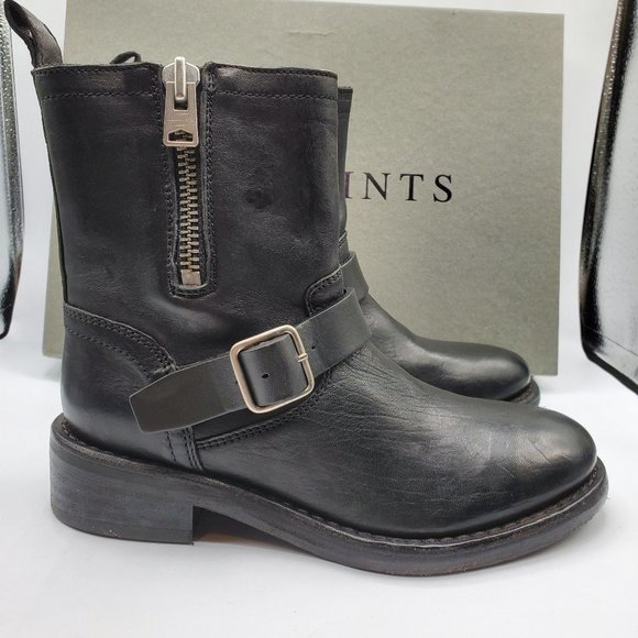 All Staints Classic Biker Boot